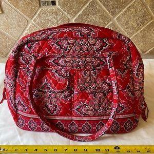 Two (2) Vera Bradley Bowler Bags